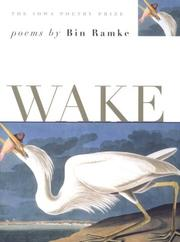 Cover of: Wake