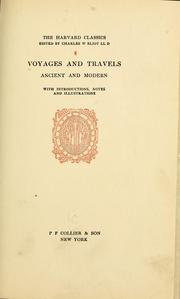 Cover of: Voyages and Travels