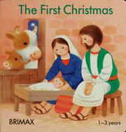 The First Christmas by Ann Ricketts