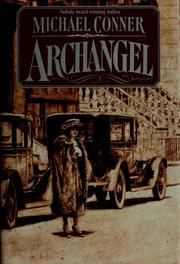 Cover of: Archangel | Michael Conner