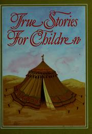 Cover of: True Stories for Children | Matina W. Muhammad