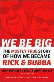 Cover of: We be big | Rick Burgess