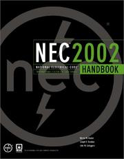 Cover of: National Electrical Code 2002 Handbook (National Fire Protection Association//National Electrical Code Handbook) | NFPA