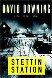 Cover of: Stettin station | David Downing