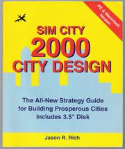 Sim City 2000 by Jason R. Rich