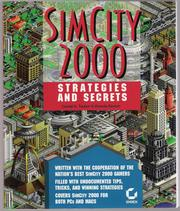 Cover of: SimCity 2000: Strategies and Secrets