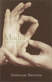 Cover of: Mudra
