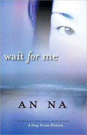 Cover of: Wait for me | An Na