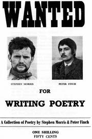 Cover of: Wanted for writing poetry: a collection of poetry