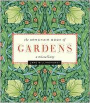 Cover of: The Armchair Book of Gardens |