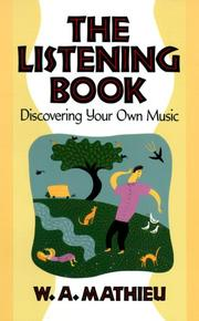 Cover of: The listening book