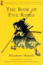 Cover of: The book of five rings | Miyamoto Musashi