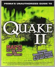 Cover of: Prima's Unauthorized Guide to Quake II
