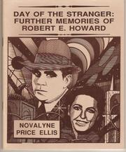 Cover of: Day of the Stranger: Further Memories of Robert E. Howard