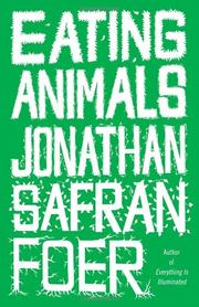 Cover of: Eating animals
