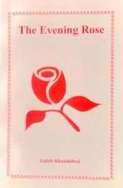 Cover of: The Evening Rose