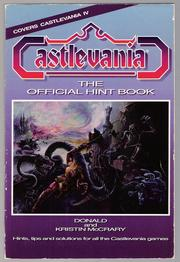 Castlevania by Donald R. McCrary