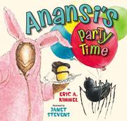 Cover of: Anansi's party time | Eric A. Kimmel