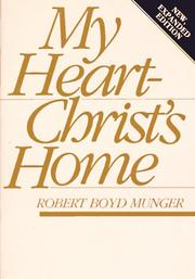 Cover of: My Heart-Christ