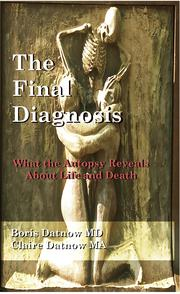 Cover of: The Final Diagnosis by Boris Datnow, Claire Datnow