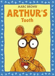 Cover of: Arthur's Tooth (Arthur Adventure Series)