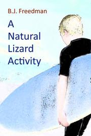 A Natural Lizard Activity by B.J. Freedman