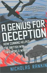 A genius deception: how cunning helped the British win two world wars