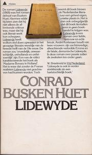 Cover of: Lidewyde