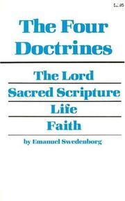 Cover of: The four doctrines