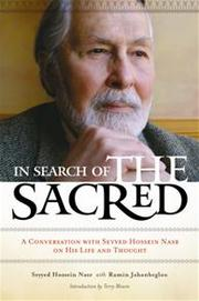 Cover of: In search of the sacred | Seyyed Hossein Nasr