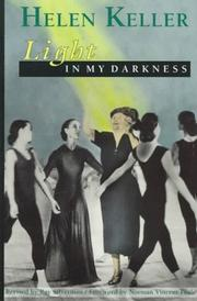 Cover of: Light in my darkness
