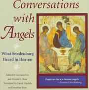 Cover of: Conversations with angels | Emanuel Swedenborg