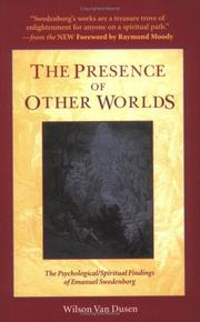 Cover of: The presence of other worlds