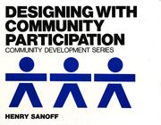 Cover of: Designing with Community Participation