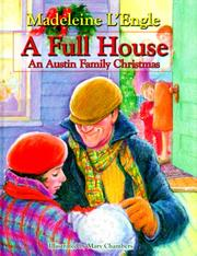 Cover of: A Full House | Madeleine L