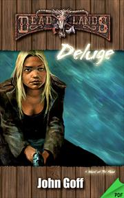 Cover of: Deadlands: Deluge |