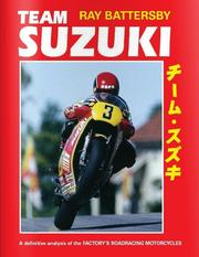Team Suzuki by Ray Battersby