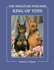 Cover of: The Miniature Pinscher: King of Toys