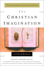 Cover of: The Christian Imagination: The Practice of Faith in Literature and Writing (Writers' Palette Book)
