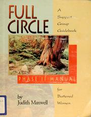 Cover of: Full circle | Judith Maxwell