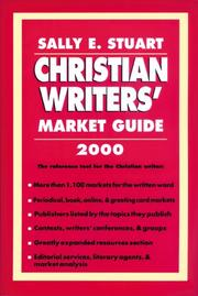 Cover of: Christian Writer's Market Guide