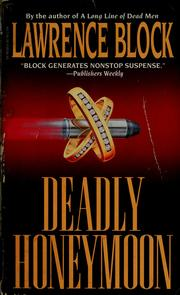 Cover of: Deadly Honeymoon | Lawrence Block