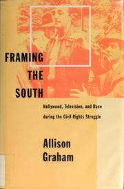 Cover of: Framing the South | Allison Graham