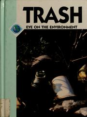 Cover of: Trash | Patten, J. M.