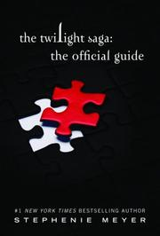 Cover of: The Twilight Saga: The Official Guide