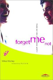 Cover of: Forget Me Not | Mike Worley