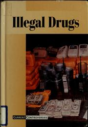 Cover of: Illegal drugs | Charles P. Cozic