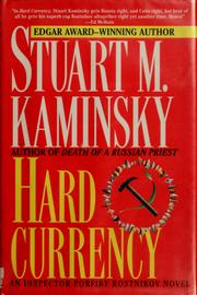 Cover of: Hard currency | Stuart M. Kaminsky