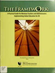 Cover of: The framework | Tammy Elser