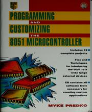 Programming And Customizing The Pic Microcontroller By Myke Predko Pdf